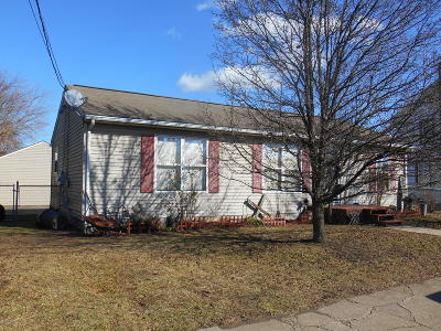 Berwick PA Single Family Home Active Contingent: $110,000