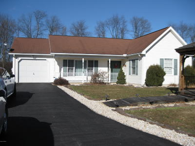 Single Family Home For Sale: 15 Foresman Drive