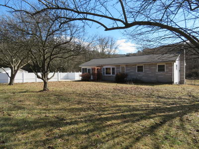 Single Family Home For Sale: 1653 Paradise Church Road
