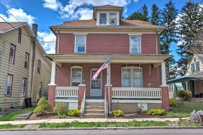 Single Family Home For Sale: 327 3rd Street