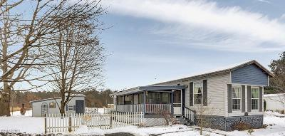 Single Family Home For Sale: 84 Canal Road