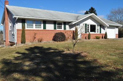 Single Family Home For Sale: 2061 Ridge Road