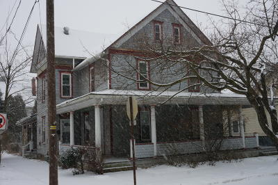 Bloomsburg PA Multi Family Home For Sale: $30,760