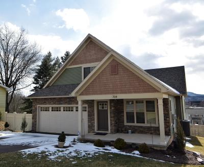 Bloomsburg PA Single Family Home Active Contingent: $279,900