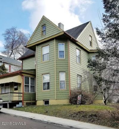 Bloomsburg Rental For Rent: 370 W 3rd Street