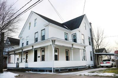 Bloomsburg Multi Family Home Active Contingent: 230-232 Leonard Street