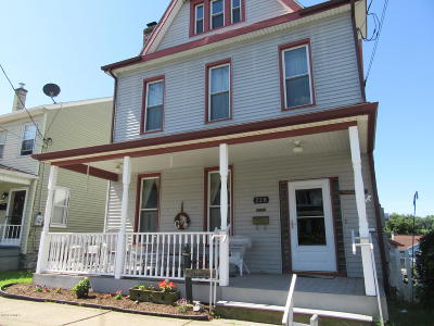 Single Family Home For Sale: 226 E Front Street
