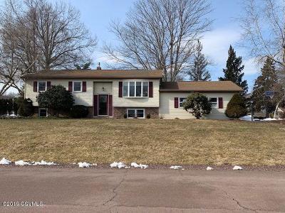 Bloomsburg Single Family Home For Sale: 1256 Chestnut Street