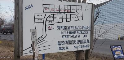 Residential Lots & Land For Sale: Lot #3 Suncrest/Hillcrest Avenue