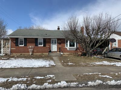 Single Family Home For Sale: 701 E 10th Street