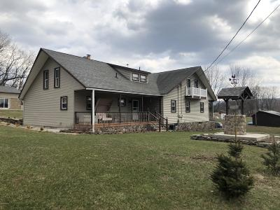Columbia County, Luzerne County, Montour County Single Family Home For Sale: 393 McKendree Road