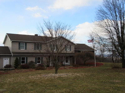 Danville Single Family Home Active Contingent: 249 S Smith Road