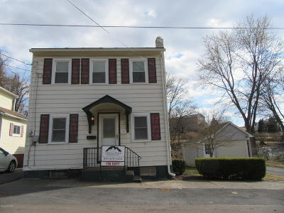 Single Family Home For Sale: 514 Spring Street