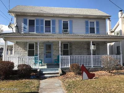 Bloomsburg PA Single Family Home For Sale: $185,500