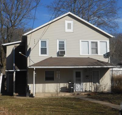 Bloomsburg PA Multi Family Home For Sale: $88,750