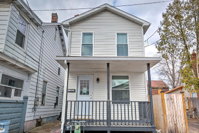 Single Family Home For Sale: 47 N 8th Street
