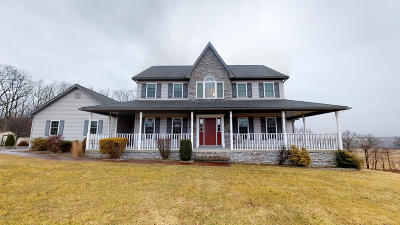 Catawissa PA Single Family Home Active Contingent: $349,900