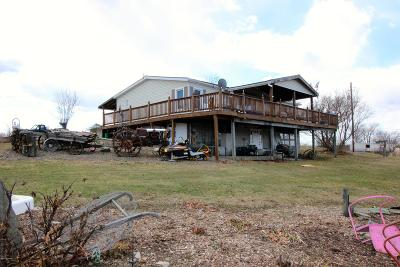 Single Family Home For Sale: 690 Zaner Bridge Road