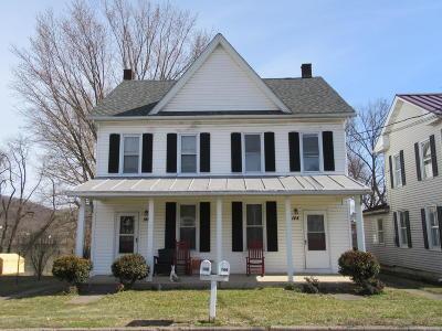 Danville Multi Family Home Active Contingent: 144-148 D & H Avenue