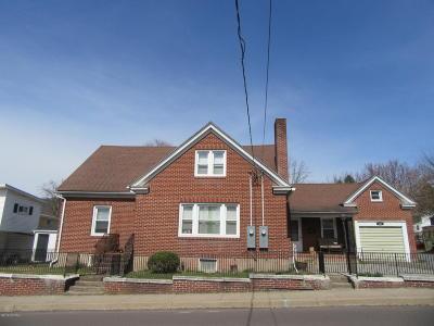 Danville Multi Family Home For Sale: 323 Center Street