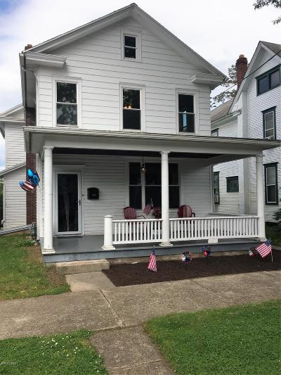 Berwick Single Family Home For Sale: 344 N Mulberry Street