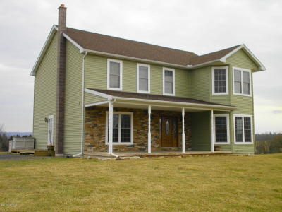 Catawissa PA Single Family Home Active Contingent: $319,900