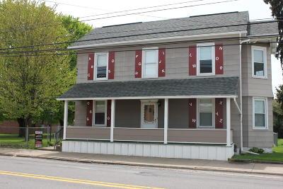 Single Family Home For Sale: 712 E Third Street