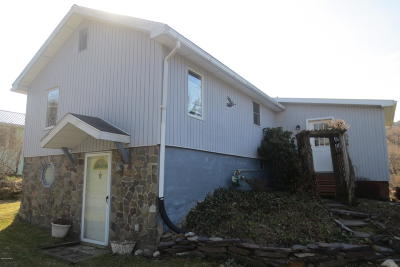 Bloomsburg PA Single Family Home Active Contingent: $85,000