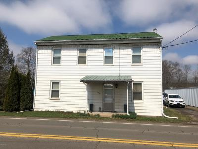 Bloomsburg PA Single Family Home For Sale: $150,000