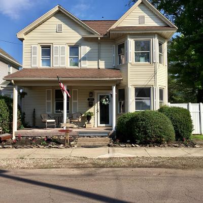 Berwick Single Family Home For Sale: 209 E 11th Street