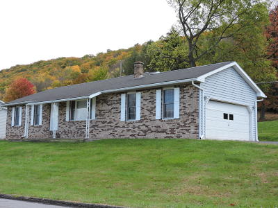 Bloomsburg PA Single Family Home Active Contingent: $163,000