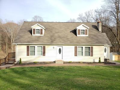 Single Family Home For Sale: 1530 Mile Post Road