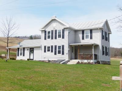 Benton PA Single Family Home For Sale: $169,000
