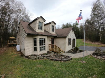 Sweet Valley PA Single Family Home For Sale: $239,000