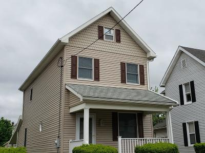 Berwick PA Single Family Home For Sale: $149,500