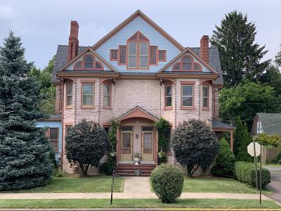 Bloomsburg Multi Family Home For Sale: 137 & 139 W 5th Street