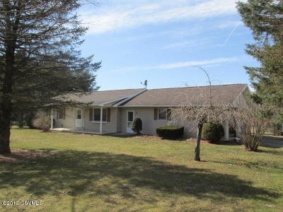 Catawissa PA Single Family Home For Sale: $259,900