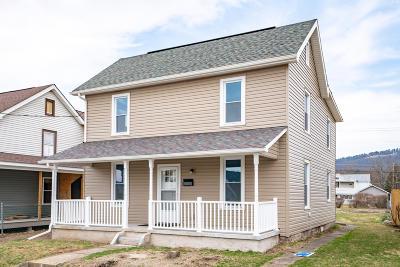 Berwick PA Single Family Home For Sale: $134,900