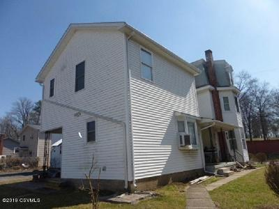 Danville Rental For Rent: 823 Railroad Street