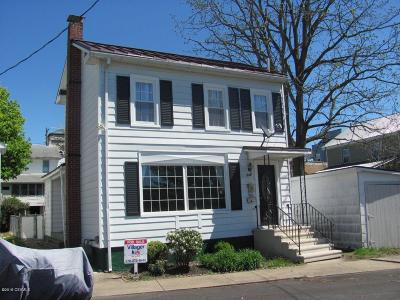 Danville Single Family Home For Sale: 145 Water Street