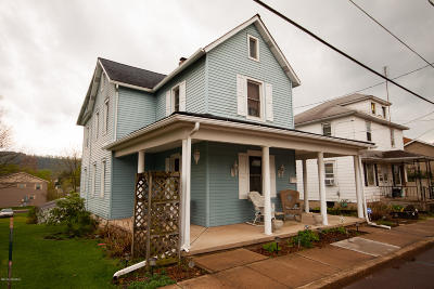 Bloomsburg Single Family Home For Sale: 266 E 8th Street