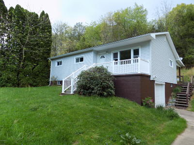 Single Family Home For Sale: 1057 Shickshinny Valley Road