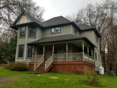 Single Family Home For Sale: 231 Crisman Road