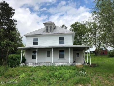 Danville Single Family Home Active Contingent: 30 Preserve Road