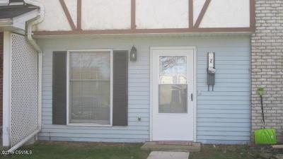 Bloomsburg Rental For Rent: 2 Park Place