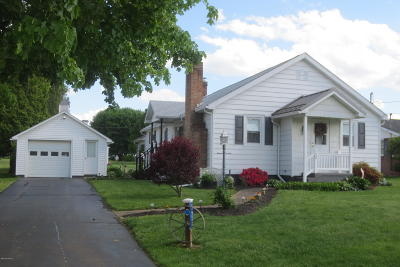 Mifflinville PA Single Family Home For Sale: $169,900