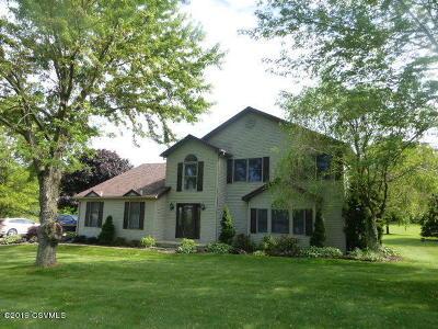 Danville Single Family Home For Sale: 19 Deer Park Lane