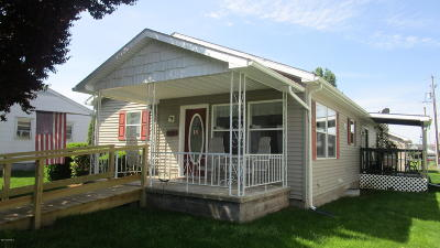 Berwick PA Single Family Home For Sale: $169,000