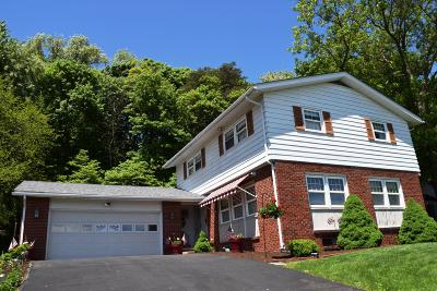Bloomsburg PA Single Family Home Active Contingent: $215,000