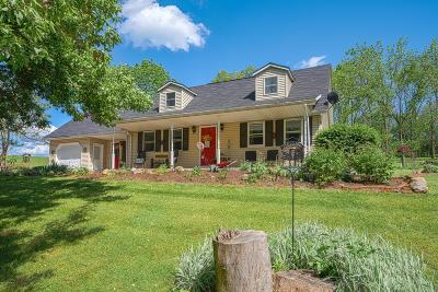 Single Family Home For Sale: 2860 Shaffer Road